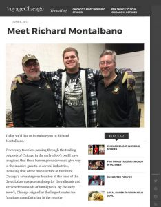 Meet Richard Montalbano
